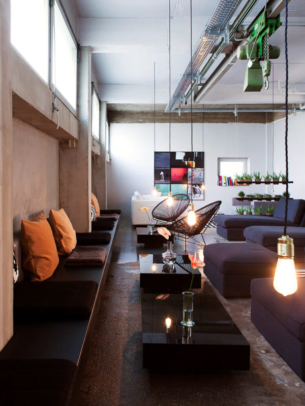 WALLYARD – Lobby space